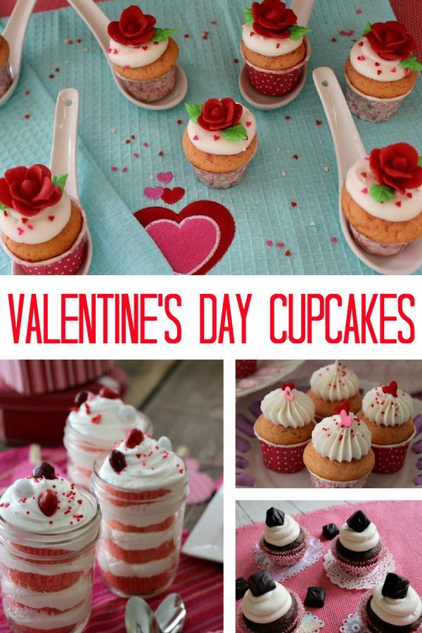 Valentine S Day Cupcakes Cakes Cupcakes Pinterest Cake And