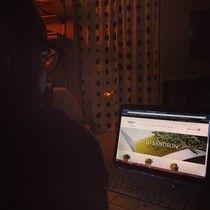 #Oliosandron è online #web #instafood #happiness