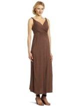 Mothers en Vogue Women's Maternity Athena Maxi Dress