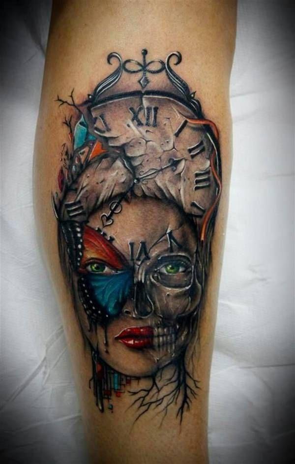 tattoo unterarm 51