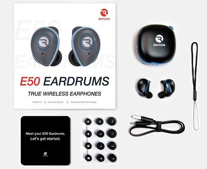 The Everyday E25 Earbuds Wireless Earphones Earbuds Wireless Audio