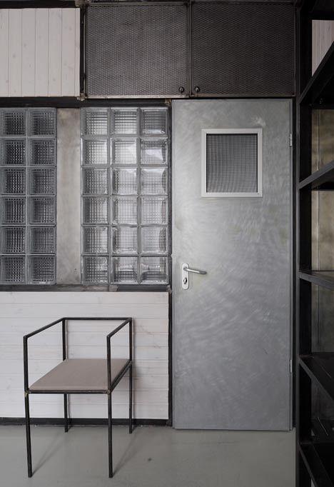 Wood Warm Wight Apartment   by Peter Kostelov. Photography is by Zinon Razutdinov.