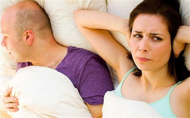 Snoring and other types of 'sleep disordered breathing', as it is known, can deprive the body of enough oxygen for hours at a time.