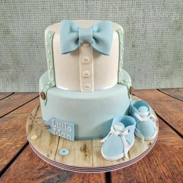 a cake for 'Little Man' Sebastian who is far scrummier than cake! Ok he's my godson so I'm a little biased.