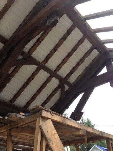 18 best My timber frame shop images on Pinterest | Frame shop ...