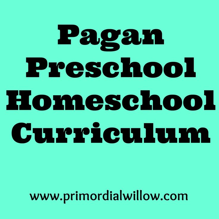 Introduction  As many of you know, I have been developing a Pagan homschool curriculum. The first portion of the Pre-K package that I have been developing is nearly complete and shoul...