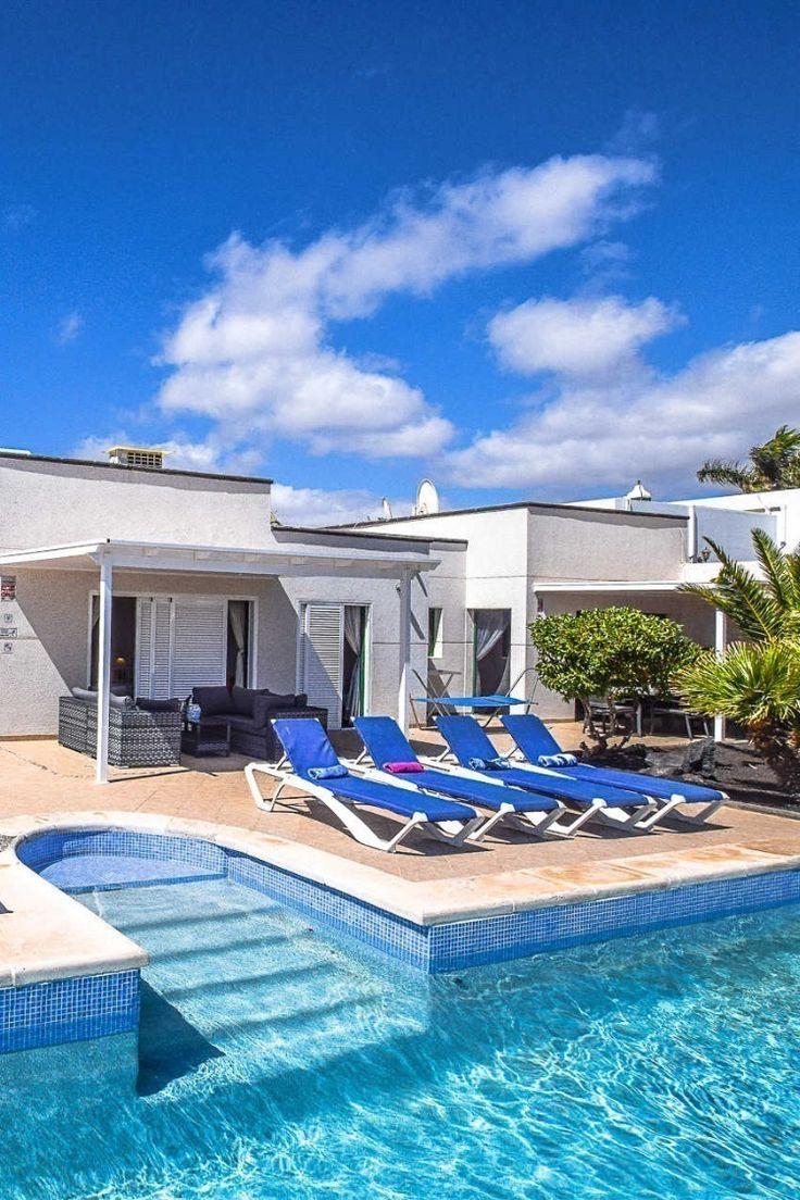 Playa Blanca, Lanzarote Lanzarote, Palace hotel, Villa