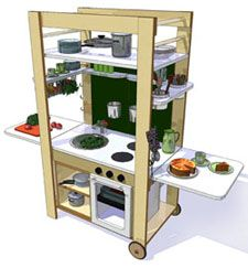 17 best ideas about kinderk che holz on pinterest kinderkueche holz kinder spielk che holz. Black Bedroom Furniture Sets. Home Design Ideas