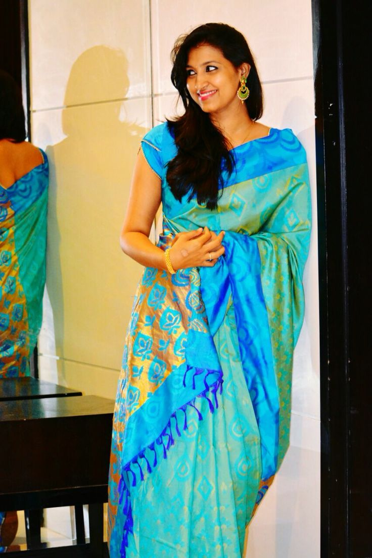 Nalli silk pattu saree