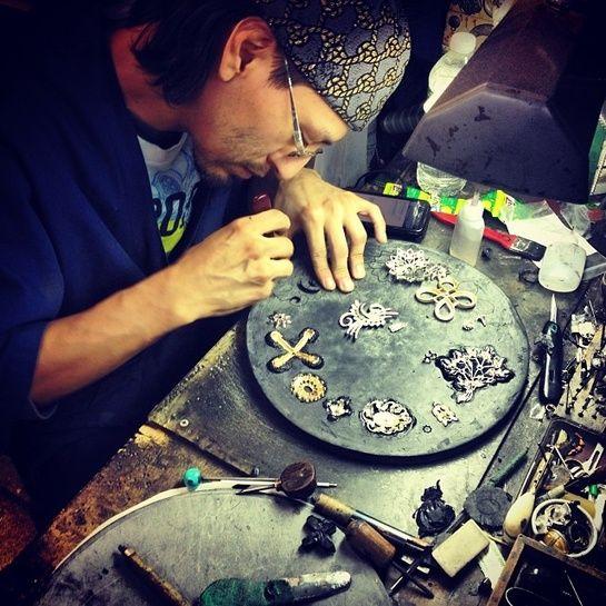 Ben-Amun Instagram - Dans l'atelier des créateurs de bijoux sur Instagram