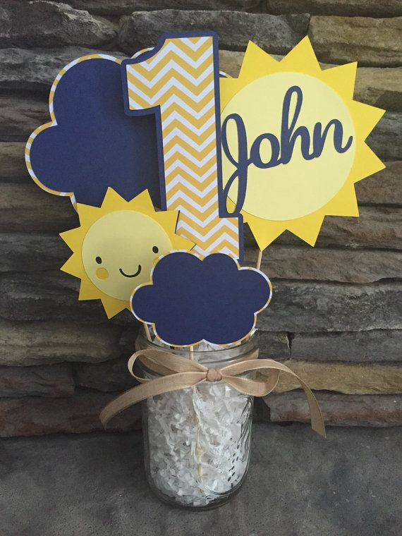 You Are My Sunshine is the perfect birthday party decorations for your little one!  Thank you for your interest in my shop! I hope you choose me