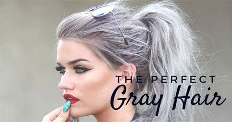 Salt And Pepper Hair Pieces For Women Bing Images Hair