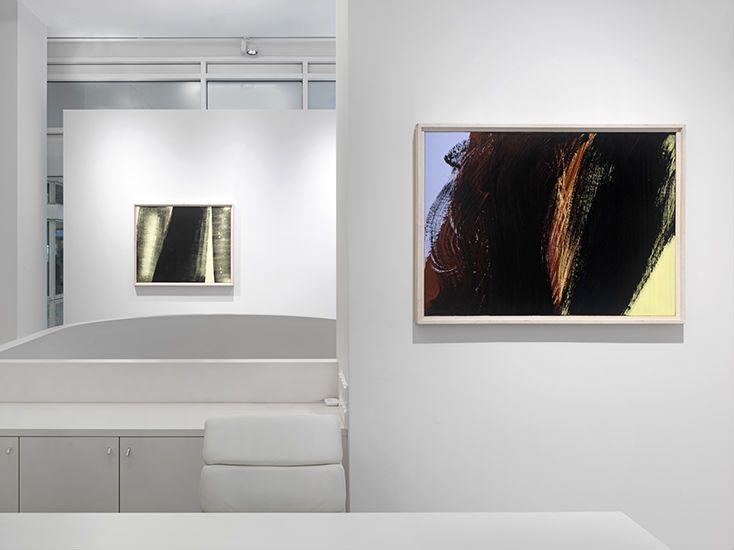 Setareh Gallery Hans Hartung Malerei