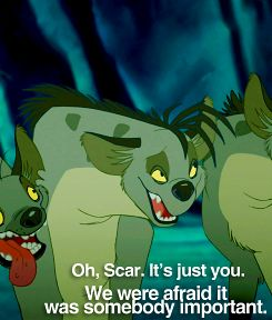 My favorite Classic Disney movie, Lion King :)