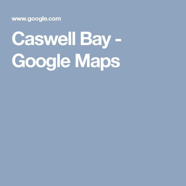 Caswell Bay - Google Maps