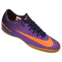 6634a83954 Chuteira Nike Mercurial Victory 6 IC Futsal - Roxo