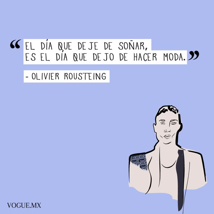 Y tú ¿Dónde plasmas tus sueños? #OliverRousteing #Quotes #quote #InspirationalQuote #DreamsQuote #BestQuotes #FashionQuotes #FrasesInspiracionales #FrasesdeModa