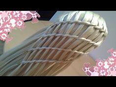 peinados para niña-s mariposa-s #4 faciles para cabello largo bonitos y rapidos para fiestas 2016 - YouTube