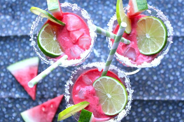 ValSoCal: Watermelon Margaritas