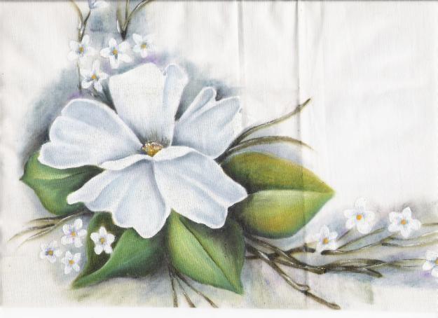 clases de pintura textil, pintura en cuadros con acrìlico y òleos