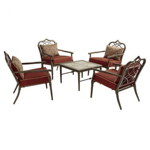 Details About Patio Furniture Sale Outdoor Dining Set Conversation Chat Metal Table Chairs New
