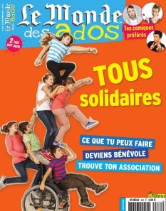 Le Monde des ados 332