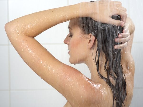 There's nothing better than a long hot shower at the end of a stressful day. Getting yourself so clean makes you feel even fresher than 2001-era Outkast, and when you emerge refreshed and ready to face the day — or night — you do so with the steadfast knowledge that you've left the day's dirt,