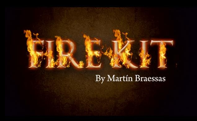 check price new arrivals fire kit by martin b gimmickonline instruct magic trickclose upstreet #stage #props