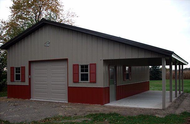 1000 ideas about steel buildings on pinterest mueller for Metal building workshop plans