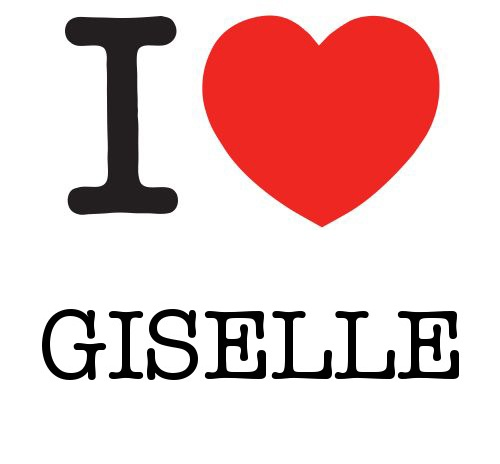 """Giselle, female name, derived from the Germanic word 'gisil' meaning """"hostage"""" or """"pledge."""" Of French and Germanic origin. German, Dutch, Spanish and Portuguese form is Gisela, Italian form is Gisella"""