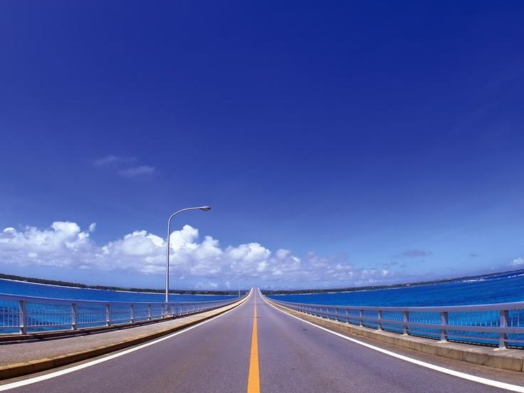 Highway 1 between Florida Keys