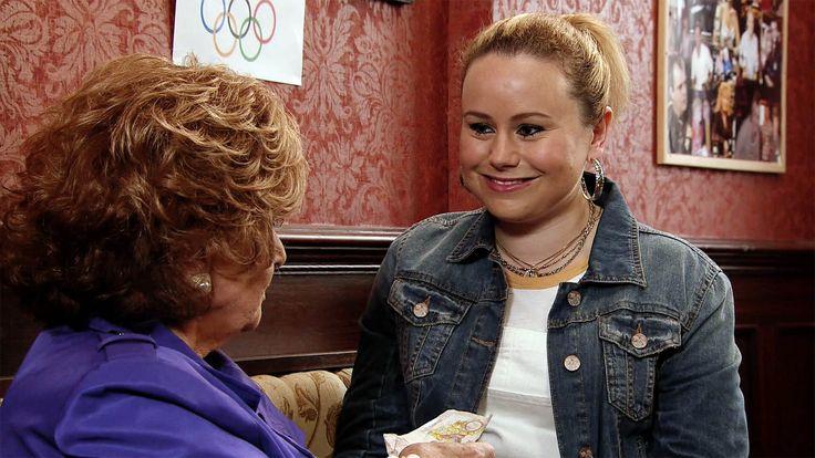 Coronation Street: meet Rita's new best friend - Gemma!
