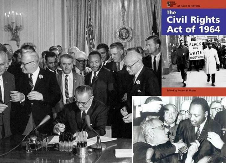 a history of the 1964 civil rights act in the united states of america The law in the united states the civil war  blacks in america the efforts of civil rights activists  civil rights act of 1964, which.