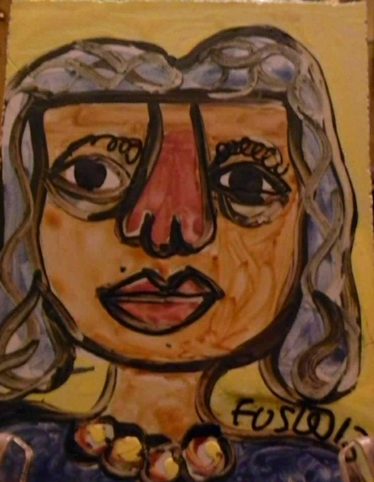 Another Jose Fuster tile