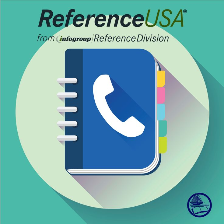 Need a phone number or address for a long lost friend in Arizona, a doctor in Alaska or a list of shoe manufacturers in Kansas? Reference USA can help. It is a collection of residential, business, and health directories for the U.S. and Canada that can be searched in a variety of ways. Provided by the New Jersey State Library, except for the Consumer/Lifestyle module which is provided by the Ocean County Library.