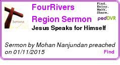 #UNCAT #PODCAST  FourRivers Region Sermon Podcast of the London International Church of Christ (ICOC)    Jesus Speaks for Himself    LISTEN...  http://podDVR.COM/?c=c4757521-b92d-ed60-0c13-906c19d34b78