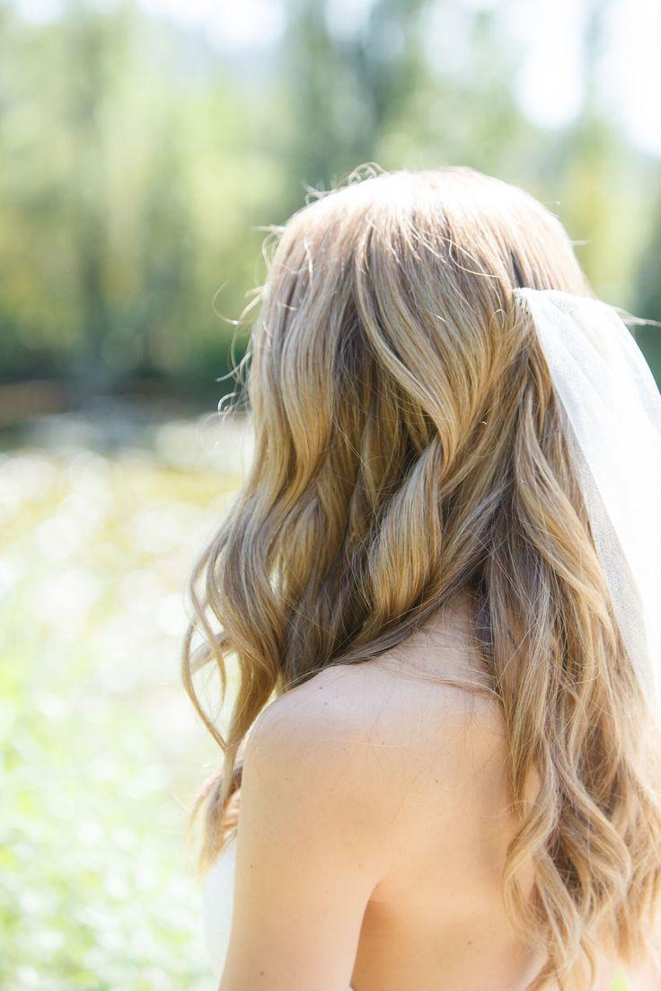 Die beliebtesten offenen Brautfrisuren
