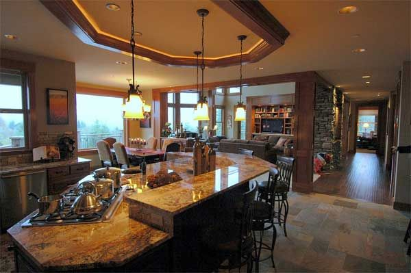 54 Best Images About Kitchen Ceiling Flooring Lighting On