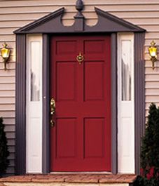 Give your home instant curb appeal and create a great - and lasting - first impression.