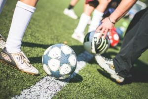 Football Drills:How to Improve Your Soccer Skills