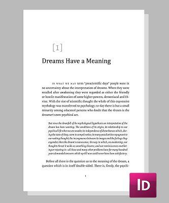 Focus boldly gets to the point you want to make quickly, with striking chapter openings that will grab your reader's attention. Text flows logically, creating a highly legible platform for your non-fiction work.  	  Focus - Template for InDesign Layout: For Print and eBook Fonts: Alegreya, Droid Suggested Uses: Technical, Educational, Reference Price: Starting at $77