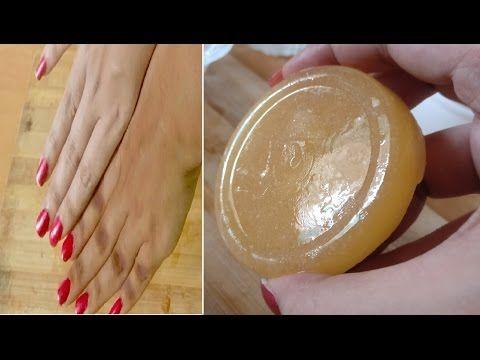Homemade Rice flour Soap Skin Whitening, Removes suntan, dark spots, pimples - YouTube