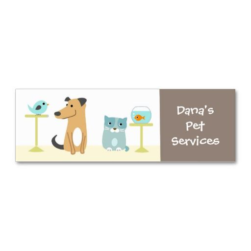 Day Care Business Card Vistaprint
