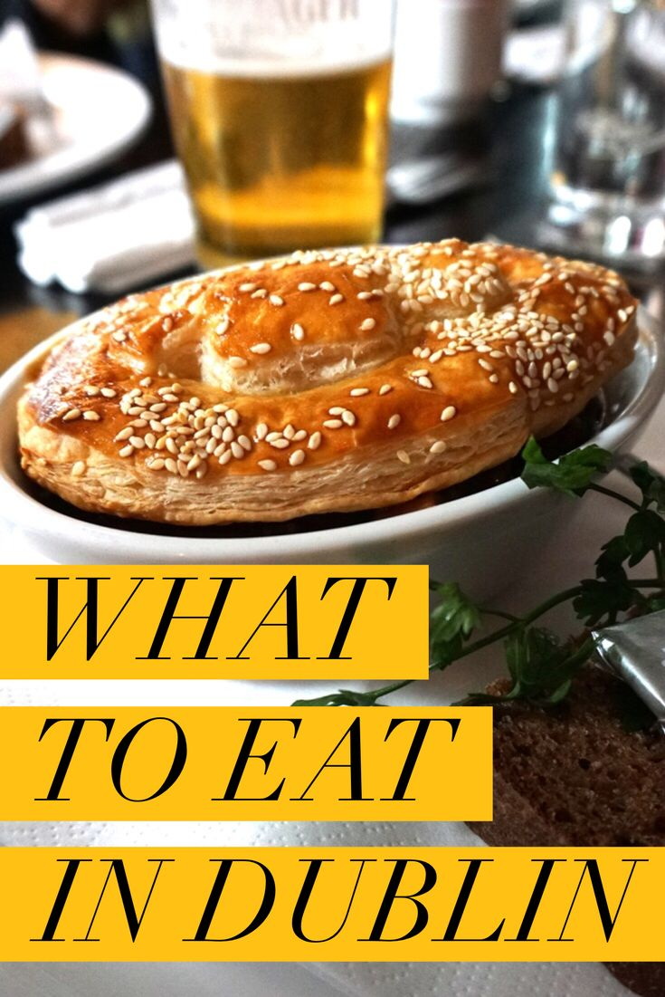 Authentic Irish food to expect when visiting Dublin. Click to learn more about #Dublin eating and a secret #food tour Ireland style.