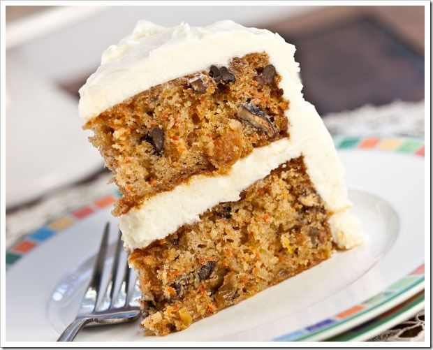 The Best Carrot Cake Recipe Ever Sticky Gooey Creamy