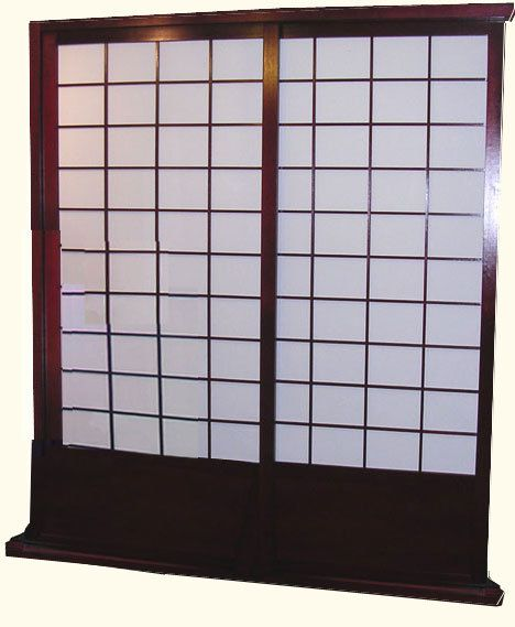 Buy Stylish Solid Wooden Asian sliding Shoji door online and save 40-70% over retail stores. You can trust our 30 years of experience as direct importers.