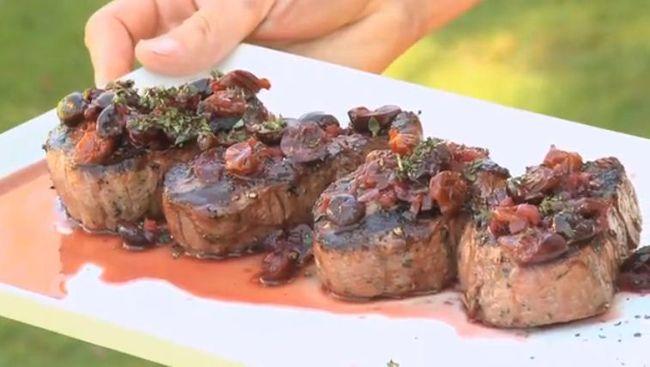 fillet-steak-braai-recipe-port-cherries-thyme