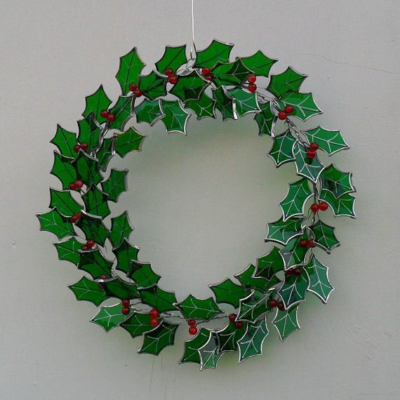 Homemade Christmas Decorations With Holly : Images about a handmade christmas on