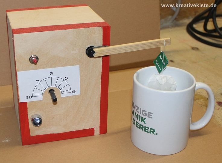 tee timer diy project