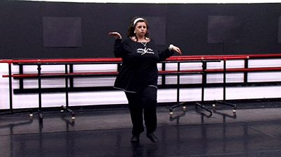Ladies and gentlemen, the honorable Abby Lee Miller is entering the room to school us all. | 12 Hard Truths About Life As Told By Abby Lee Miller